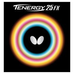 Butterfly Tenergy 25FX