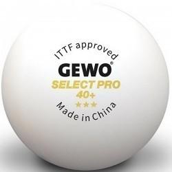 piłeczki plastikowe Gewo Select PRO *** 1szt