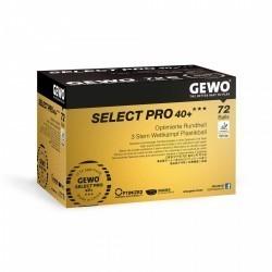 piłeczki plastikowe Gewo Select PRO *** 72szt